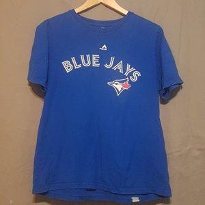 2/$20 MLB Blue Jays # 19 Bautista t shirt